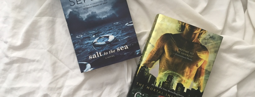 March Wrap Up Mrsreadsbooks